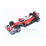 Ferrari Sf16-16 #7 Kimi Raikkonen 2016 - F1 Burago 1/43