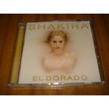 Cd Shakira / El Dorado (nuevo Y Sellado)