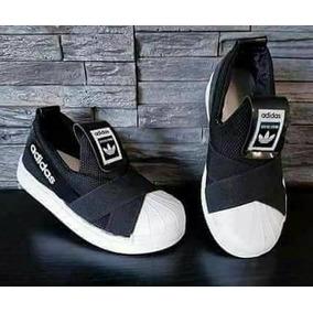 Zapatillas adidas Elástico Niños Niñas Juvenil Kids Oferta