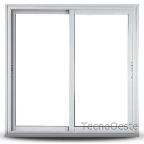 Ventana Oblak Premium Doble Vidrio 4/9/4 Riviera 150x110 Dvh