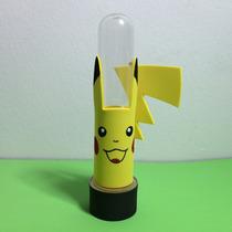 Souvenirs Golosinero Tubo Pokemon Pikachu De Goma Eva