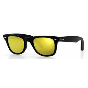 lentes ray ban color amarillo