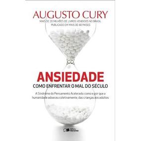 Livro Ansiedade - Augusto Cury