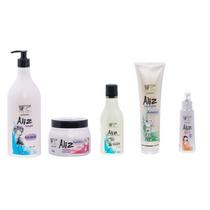 Kit Wf Cosméticos Aliz Home Care (5 Produtos)