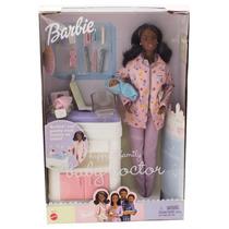 Boneca Barbie Happy Family Baby Doctor Aa - Mattel