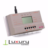 Regulador Controlador Solar Mppt 30 Amper Digital 12-24 Vdc