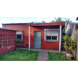 Casa Al Frente 2 Dorm + Coc Comedor + Baño + Garage + Jardin