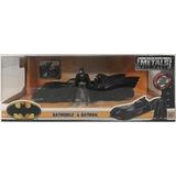 Batman Batimovil 1989 Con Muñeco Esc 1:24