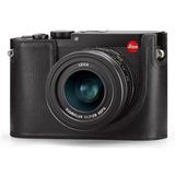 Leica Q Protector Para Cámara Digital Q (cuero, Negro)