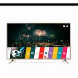 Televisor Lg 32 Pugadas Gama Alta Smart Tv Color Blanco Cha