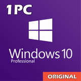 Licencia Windows 10 Pro Original Retail 1pc Genuina Microsof