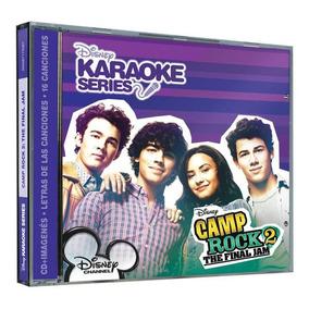 Cd - Camp Rock 2 Karaoke Series