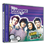 Cd - Camp Rock 2 Karaoke Series