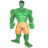 Hulk Figura De Acción Los Vengadores The Avengers Heroe 31cm
