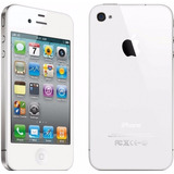 Celular Libre Apple Iphone 4 Refur Bco 8gb 5mpx Giróscopio