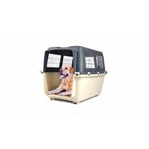 Caixa Transporte N6 Kennel Avião Cão Cães Cachorro