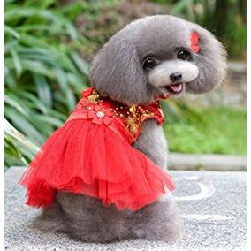 Disfraz Para Perro Vestido Traje Tradicional China Tang Sma