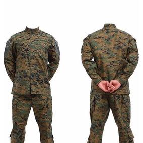 Uniforme Tactico Militar Corte Americano Digital Marpat Rips