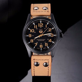 Reloj Casual Para Hombre Con Fecha , X 4 Piezas Envio Gratis