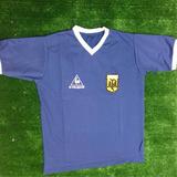 Camiseta Argentina 1986 Maradona Inglaterra
