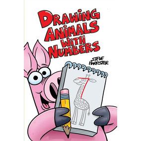 Curso De Dibujo Para Niños, Dibuja Animalitos Con Números