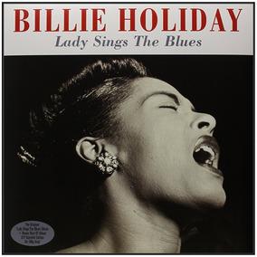 Disco De Vinilo Billie Holiday Lady Sings The Blues