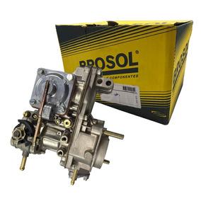 Carburador Novo Original Brosol H35 Alcool Uno Premio Fiorin