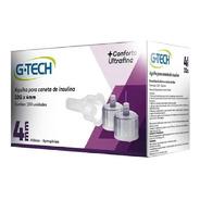 Agulhas P/ Caneta De Insulina G-tech 32g X 4mm 100 Unidades