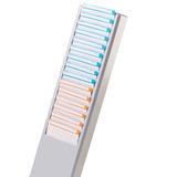 Kit 01 Porta Cartão Com 15 Lugares E 100 Cartões Ponto
