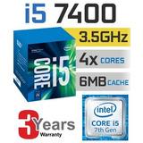 Actualiza Tu Computadora Pc - Intel I5 7400 8gb - Cyberia