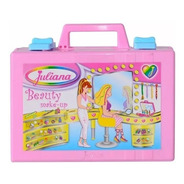 Juliana Beauty Make Up Valija Niña Original Accesorios