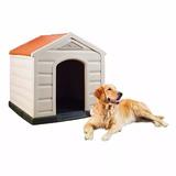 Casa Perros Grandes De Plástico Nuevo Delivery