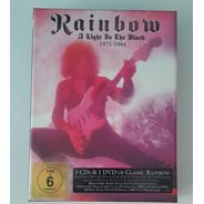 Rainbow - A Light In The Dark 75-85 5cds 1dvd ( Deep Purple)