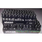 Pilas Makao Triple Aaa Econ. Pack X 60 Unidades