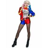 Disfraz Harley Quinn Niñas Disfraces Halloween Niñas Prendas