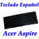 Teclado Acer Aspire 4551 4552 4740 4741 4745 5935 5940 5942