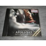 Cd - Apollo 13 - Trilha Sonora - Mca - 1995