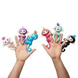 Fingerlings Mascota Electrónica- Varios Colores!