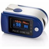 Oximetro Pulsometro Mide Pulso Y Oxigenación En Sangre