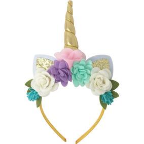 Sombrero Del Partido De Los Niños De Poshpeanut Unicornio 437d9ba159a