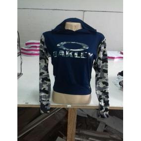 blusa da oakley feminina camuflada