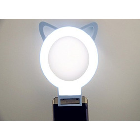 Selfie Light Jzliner Led Selfie Ring Fill Light Cat Ear Styl