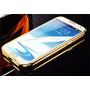 Capa Bumper + Tampa Espelhada Celular Samsung Galaxy Note2