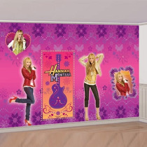 8ft Hannah Montana Gigante Decoración Set