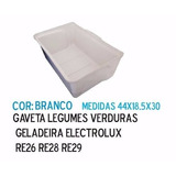 Gaveta Legumes Verduras Geladeira Electrolux Re26 Re28 Re29
