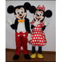 Mickey!!! Fantasia, Bonecos, Personagem Vivo!!