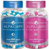 Alfacaps Kit 1 Dia E 1 Noite Preço Especial Esta Semana