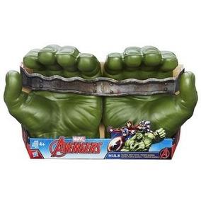 Punhos Gamma Hulk Marvel Avengers - Hasbro B5778