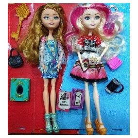 Ever After High Boneca 2 Peças 29 Cm Tipo Barbie Envio Já