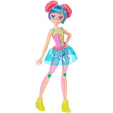 Barbie Video Game Hero Rosa - Mattel